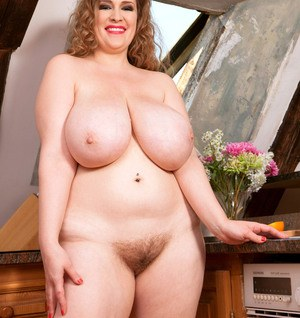 Remarkable, rather Huge melons chubby mature women